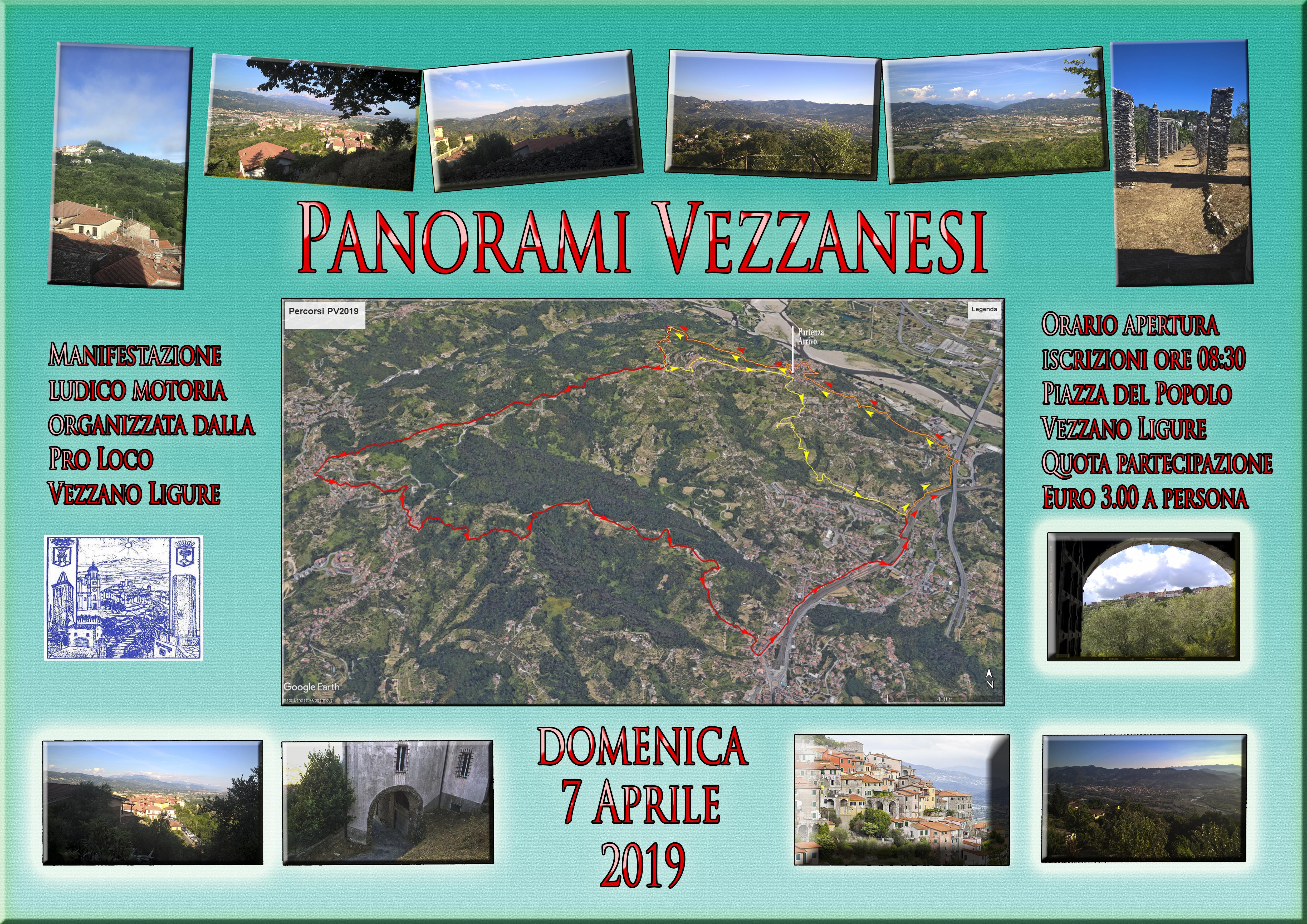 Panorami Vezzanesi Domenica 7 Aprile 2019
