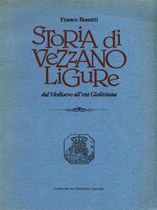 Storia di Vezzano Ligure
